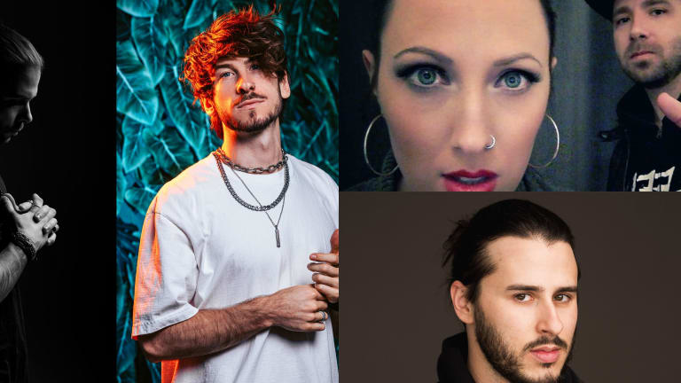 """Seven Lions, Blanke and Trivecta Unveil Collossal Collab """"Wild And Broken"""" With RBBTS"""