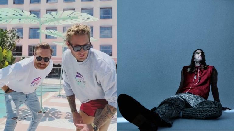 "David Guetta and MORTEN Tap John Martin for New Future Rave Banger, ""Impossible"""