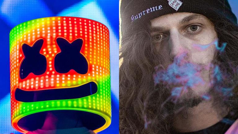"Listen to Marshmello and Subtronics' Relentless Dubstep Banger, ""House Party"""