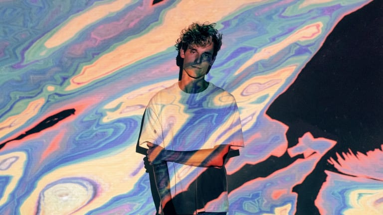 "GRiZ Drops Kaleidoscopic Dubstep Single, ""Tie-Dye Sky"""