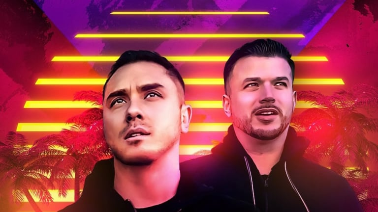 """SM1LO and FARRUGGIO Team Up for Anthemic House Bop """"Blow My Horn"""""""