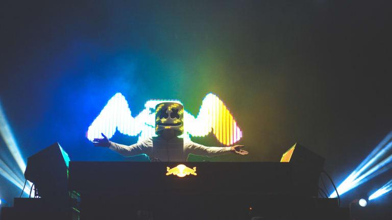 "Marshmello Speaks: Listen to Him Break Down His New ""Shockwave"" Album on Pandora"