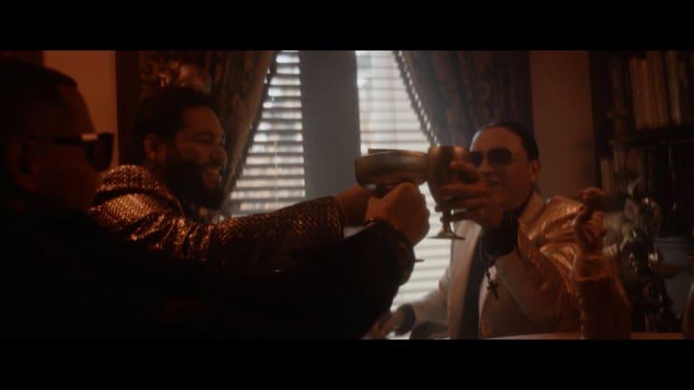 """Deorro Taps Elvis Crespo and IAmChino for Latin-Dance Crossover Single """"Napoleona"""""""