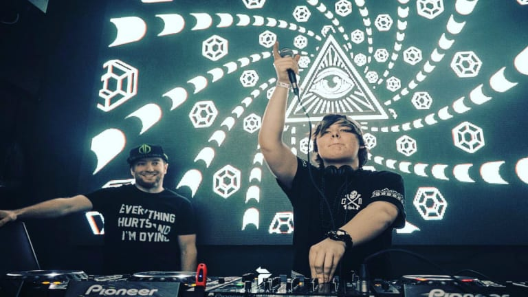 """Excision Announces Upcoming Collaboration With Dion Timmer and Alexis Donn, """"Salvation"""""""
