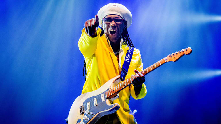Nile Rodgers is Opening a Disco Rollerskating Rink at LA Botanic Garden