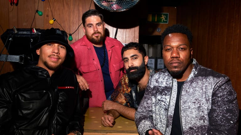 """Rudimental Announce New Album """"Ground Control"""": Check Out the Lead Single and Tracklist"""