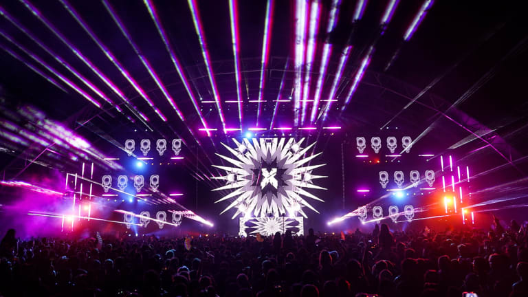 Look Inside Excision's Laser-Laden Show at Chandler's Rawhide Event Center