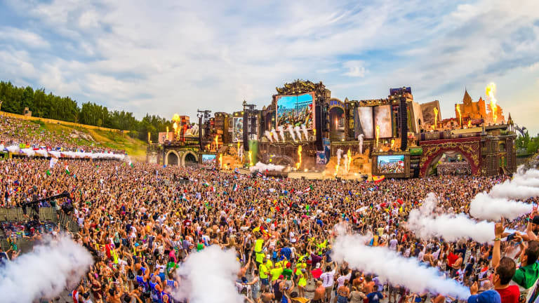 """Tomorrowland Officially Cancels 2021 Festival: """"The Entire Team Fought Till the End"""""""