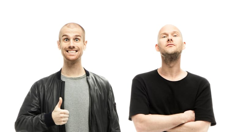 """Dada Life Share Preview of Nostalgic New Electro Track, """"Electronic Circus Weapon"""""""