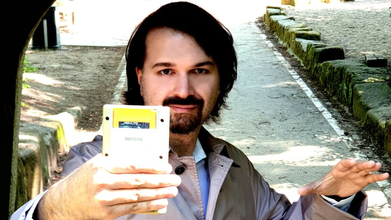 This Techno Artist Is Releasing His New Album As a Game Boy Cartridge