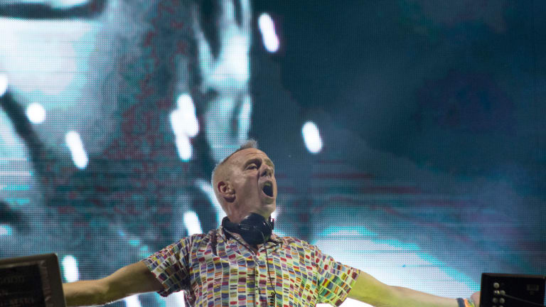 Fatboy Slim Almost Abandoned His Music Career to Become a Firefighter