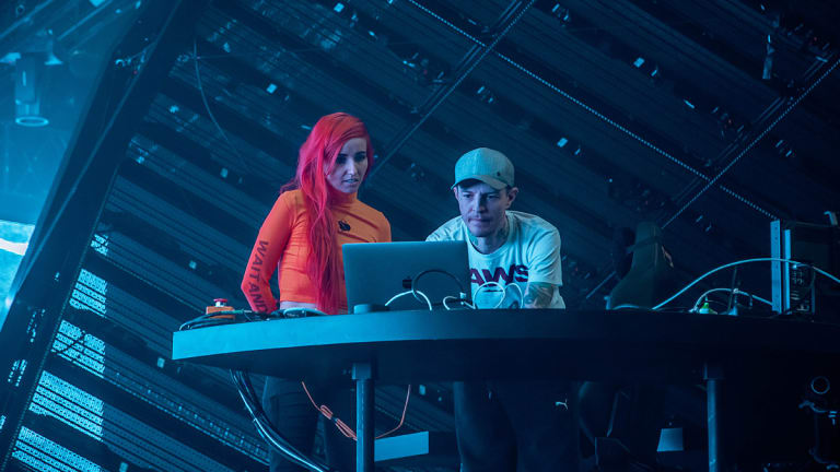 """deadmau5 and Lights Announce New Collab """"When The Summer Dies"""": Listen to a Preview"""