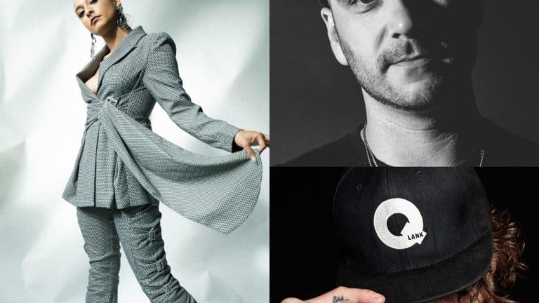"AC Slater and Qlank Drop New Night Bass Single ""Suffocating"" With TikTok Sensation Queen Millz"