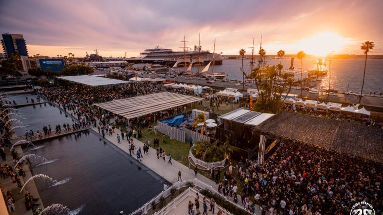 CRSSD Festival Announces Return to San Diego With ZHU, KAYTRANADA, More