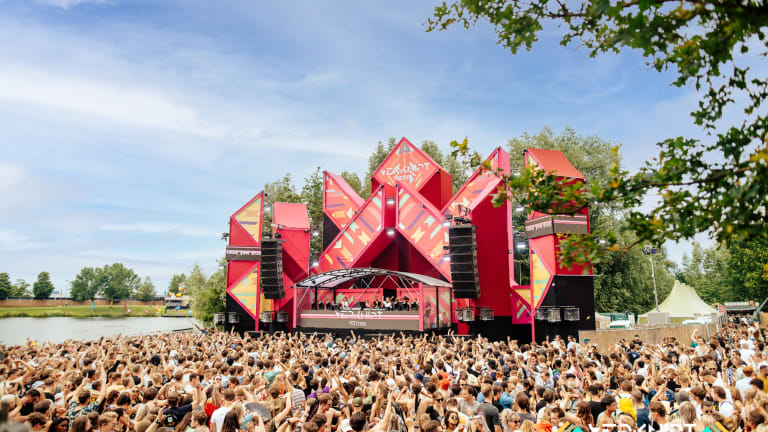 Dutch Electronic Music Festival Leads to Over 1,000 COVID-19 Infections