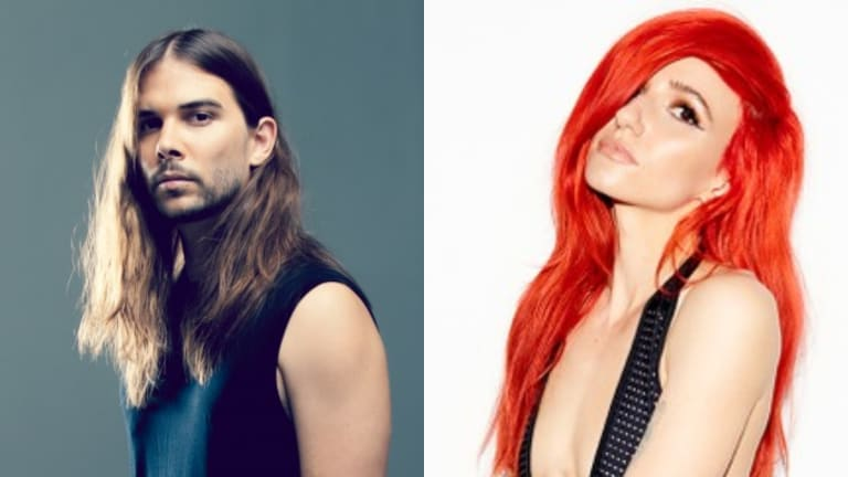 Seven Lions Debuts Unreleased Collaboration With Lights at Red Rocks