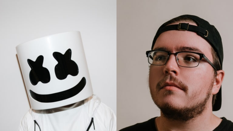 Marshmello Drops Unreleased Dubstep Collab With Ray Volpe at Lollapalooza 2021
