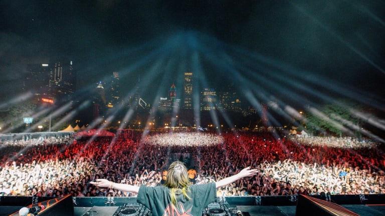 "Alison Wonderland Lights Up Lollapalooza With Unreleased Remix of Olivia Rodrigo's ""good 4 u"""