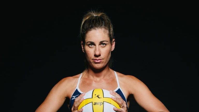 Olympic Beach Volleyball Star April Ross Listens to Excision, Avicii, More on Quest for Gold