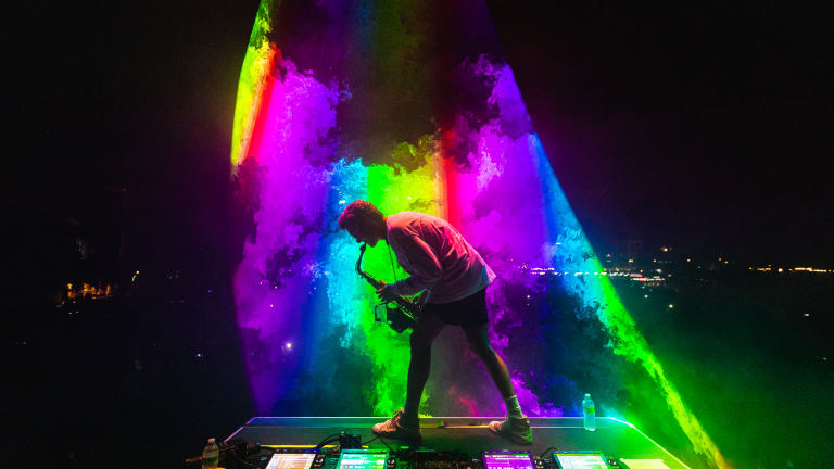 """GRiZ Takes UsBehind the Scenes of """"Rainbow Brain"""" With Intimate Mini-Doc: Watch"""