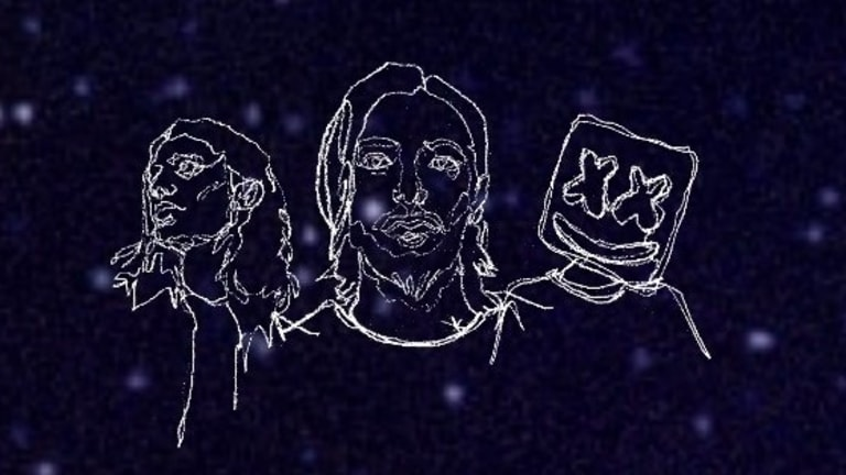 """Alesso, Marshmello and James Bay Team Up for Mega-Collab """"Chasing Stars"""": Watch the Music Video"""