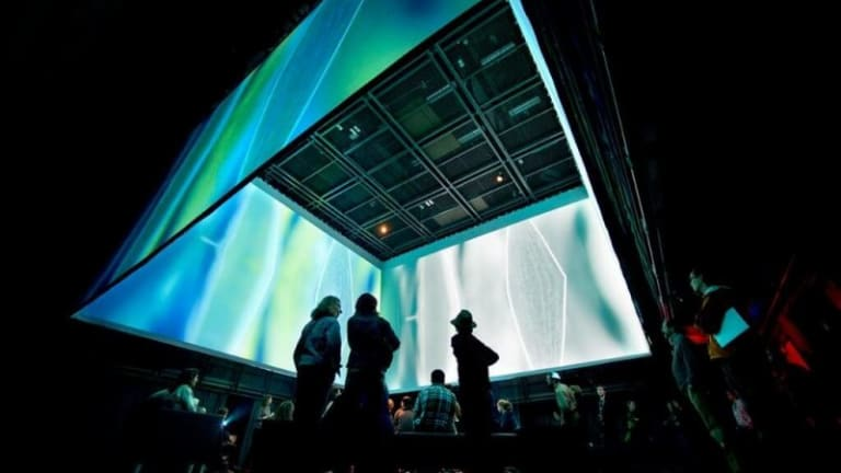 Afrofuturism to Take Center Stage At Immersive Audiovisual Showcase, Cube Fest