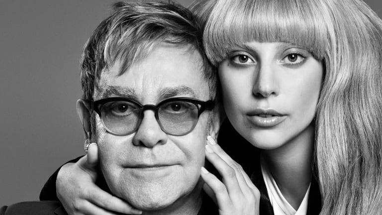 "Elton John and Lady Gaga's Next Collab Is ""Extreme Hardcore Drum & Bass"""
