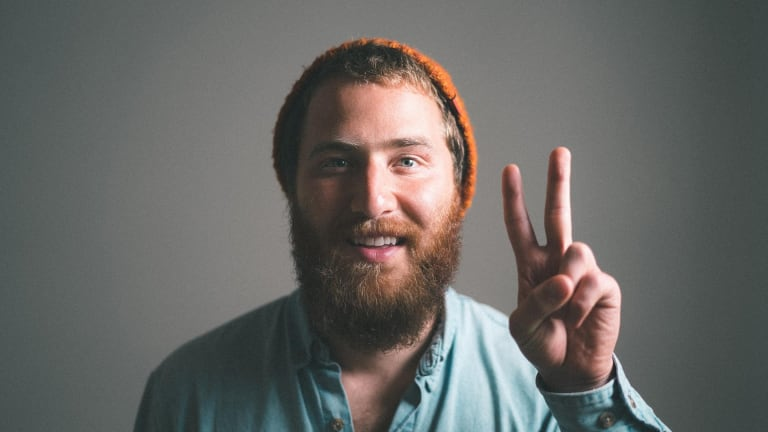 Mike Posner Recorded a Song With Tom Morello While Scaling Mount Everest