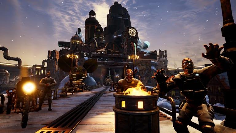 "deadmau5 Reveals ""Oberhasli"" VR Game"