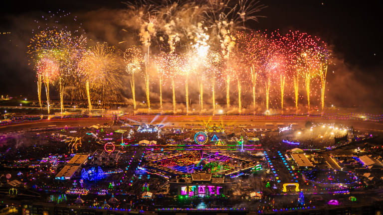 Coinbase to Showcase Iconic Music Festival Moments at EDC Via Onsite NFT Galleries