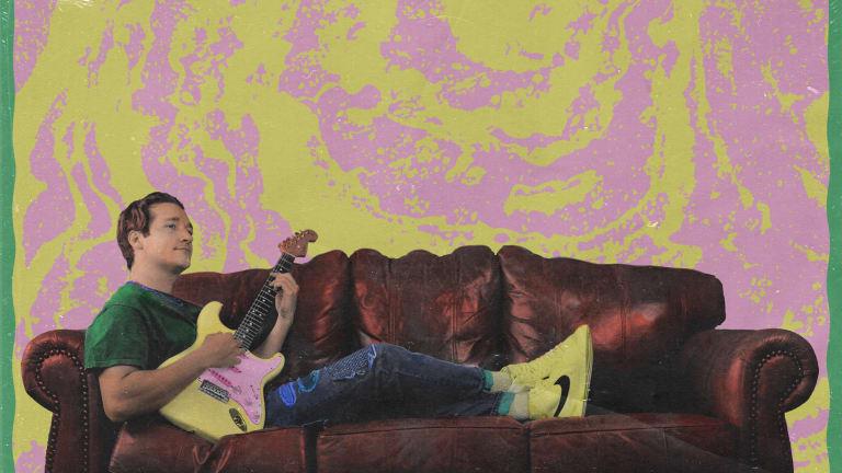 """Louis Futon Announces Sophomore Album, Drops Funky Lead Single """"Ron Burgundy"""""""