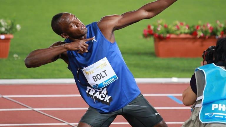 Usain Bolt Is Dropping a Dancehall Album This Week