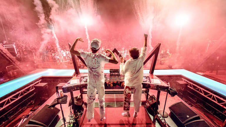 A New Chapter: Louis The Child Reborn as Rave Act In Electrifying Red Rocks Performance