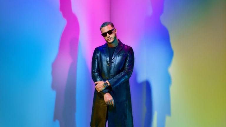 DJ Snake and Luxury Watchmaker Hublot Drop Kaleidoscopic Timepiece Collab