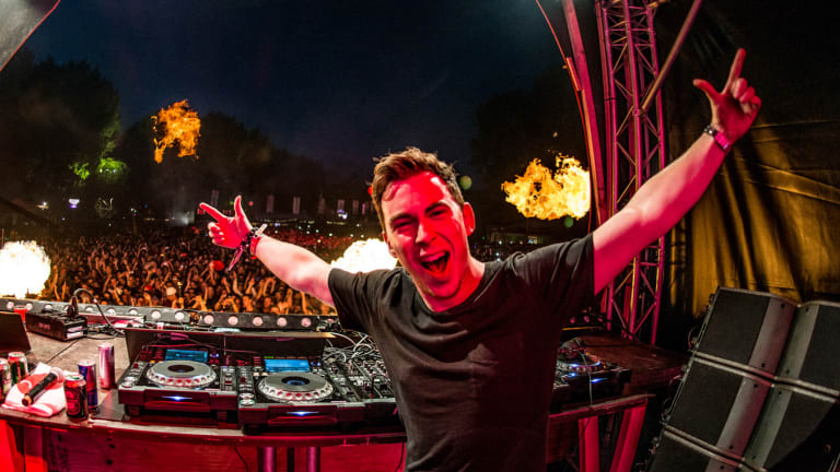 Hardwell Reemerges for DJ Set With Ran-D At Private Party: Watch