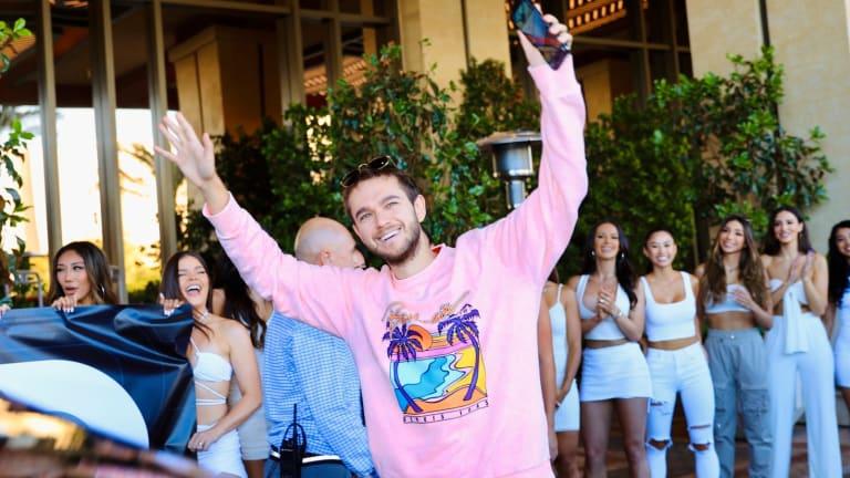 Inside Zedd's Surprise Birthday Celebration In Las Vegas