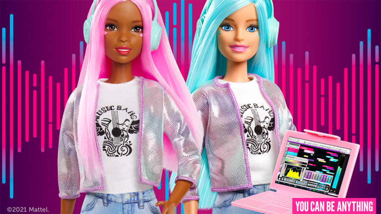 Barbie Launches Music Producer Doll to Empower Next Generation of Female Artists