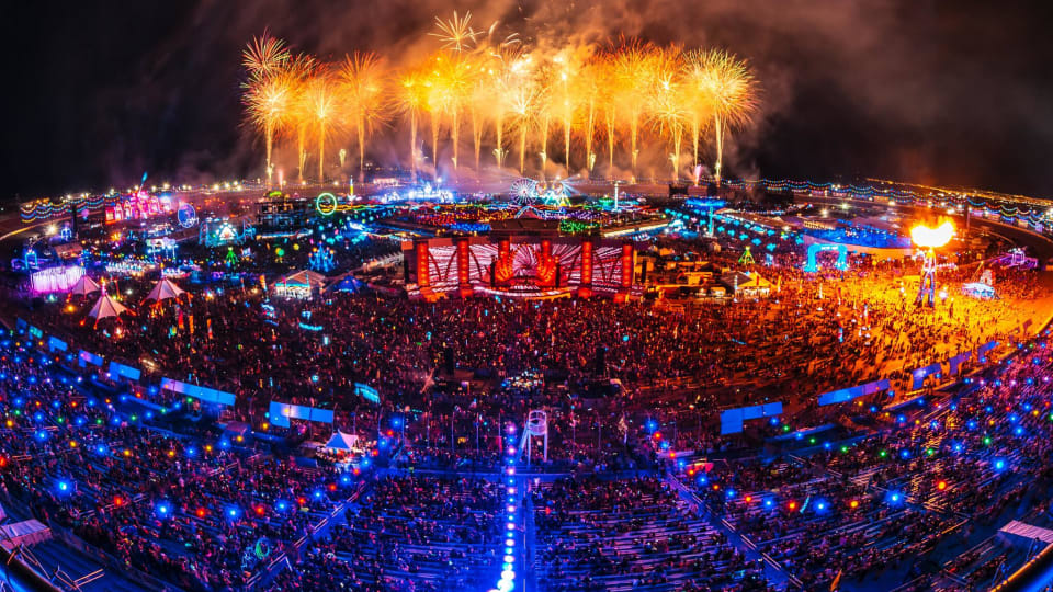 Lineup by Day Announced for EDC Las Vegas 2020