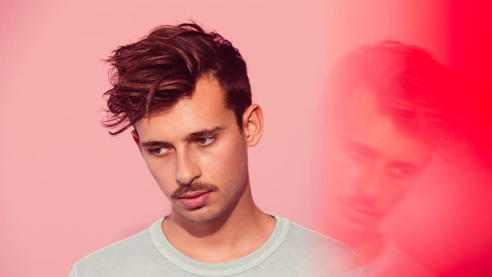 Flume Slides into Rihanna's DMs During Interview Hoping to Collab