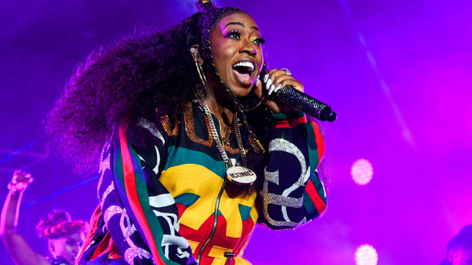 Missy Elliott Sues Music Producer Over Copyright to 1990 Recordings