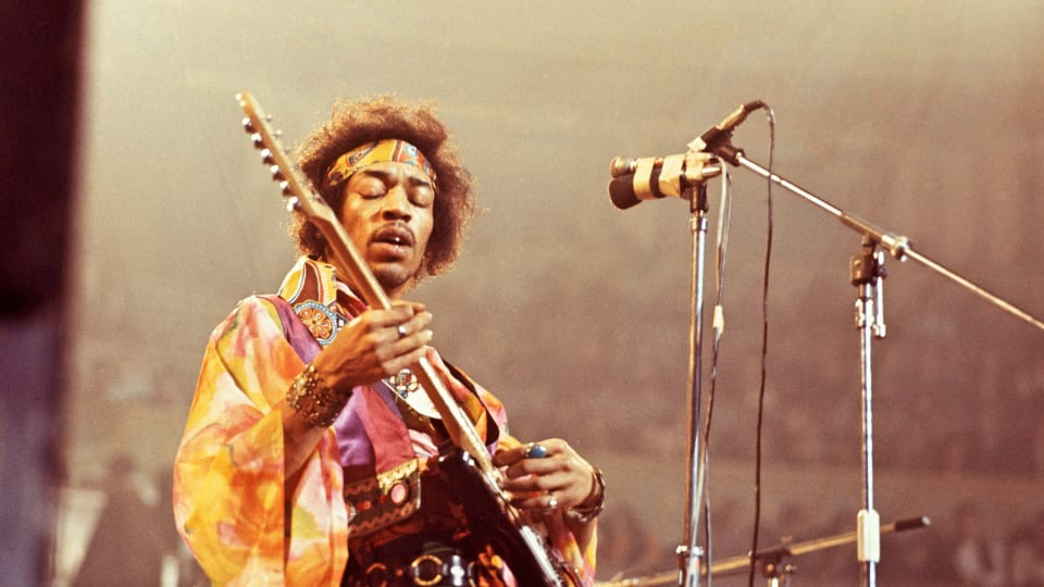 This Early Sixties Guitar Owned by Jimi Hendrix Sold for $216,000 at an Auction