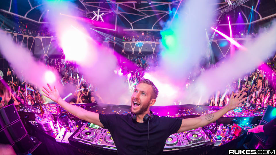 Here the Most Popular EDM Artists Listened to While Working Out, According to FitRated