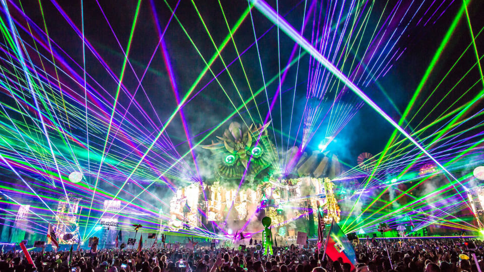 EDC Las Vegas Officially Moved to October 2021, New Dates Announced