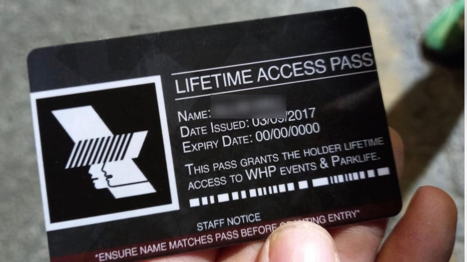 """Clubber Attempts to Sneak Into The Warehouse Project Using Homemade """"Lifetime Access Pass"""""""