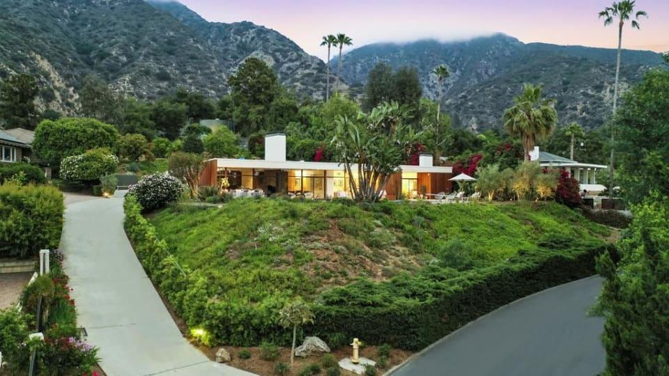 Galantis' Christian Karlsson Lists Lavish Pasadena Home for 3.4 Million