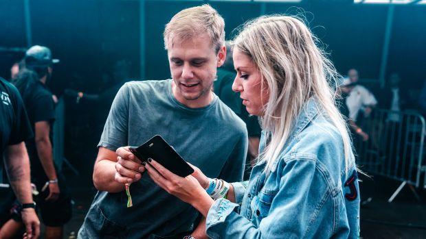 Armin van Buuren/Carmen van der Werf