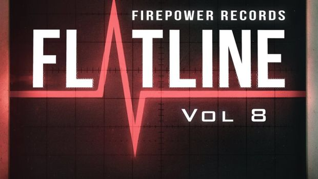 Firepower Records Flatline Vol. 8