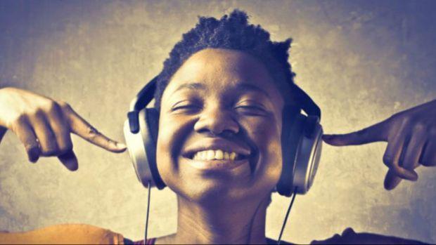 Enjoying Music in Headphones