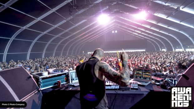 Awakenings Festival: DJ Crowd Photo