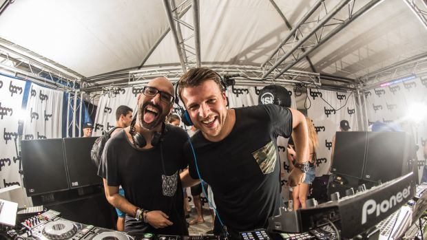 Chus & Ceballos at The BPM Festival